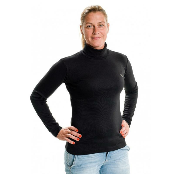 Back on Track Rollkragensweatshirt Damen