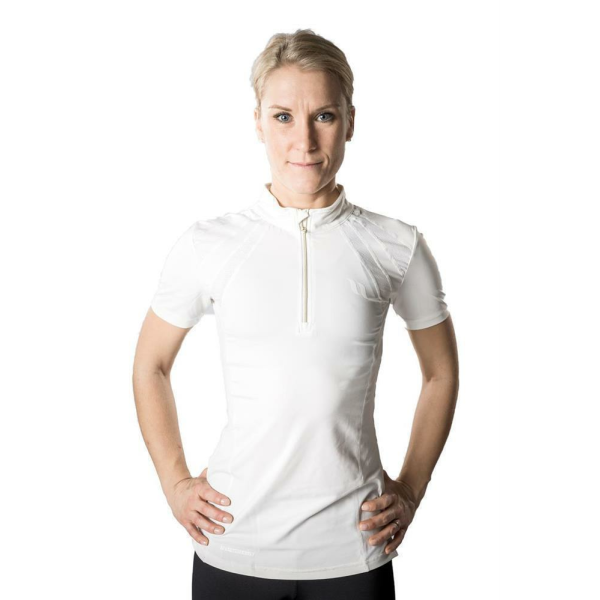 Back on Track P4G Damen T-Shirt Olivia blau S