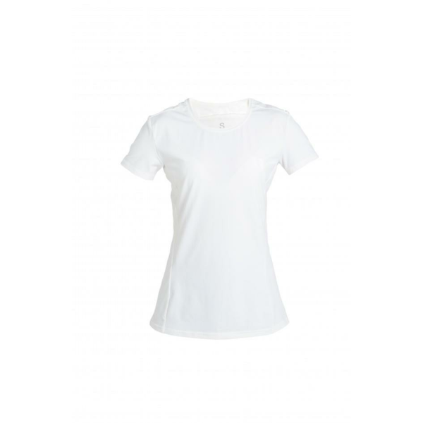Back on Track P4G Damen T-Shirt Ophelia creme S