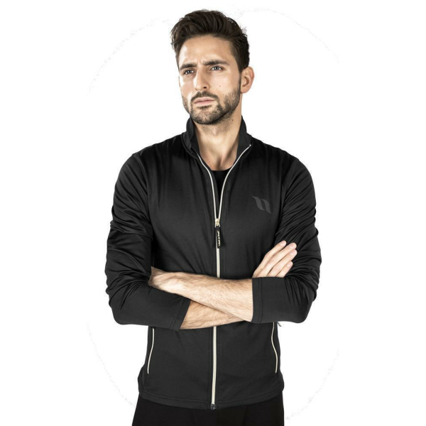 Back on Track P4G Herren Sweater Liam schwarz L