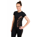 Back on Track P4G Damen Shirt Delta Tee Copper