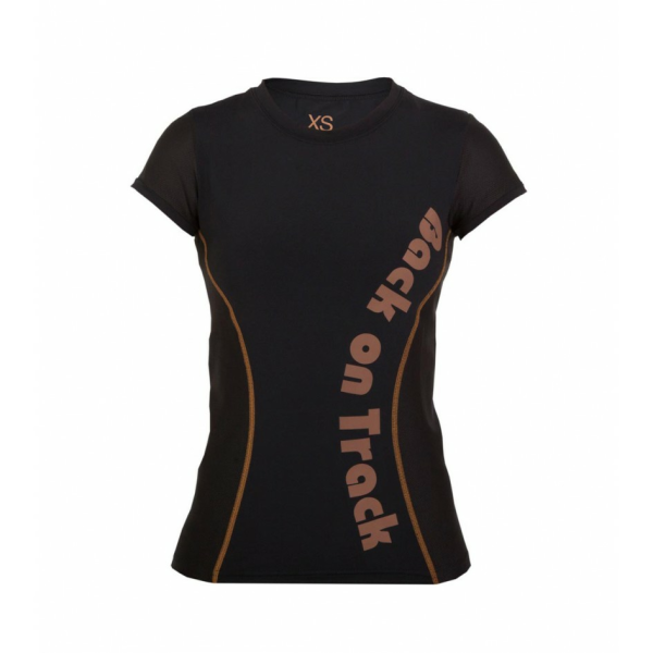 Back on Track P4G Damen Shirt Delta Tee Copper XS