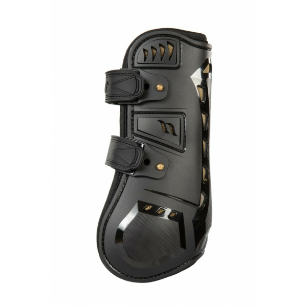 Back on Track Air Flow Tendon Boots Springgamaschen schwarz