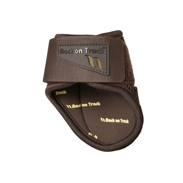 Back on Track AirFlow light mesh Fetlock Boots braun M (Cob)