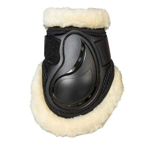 Back on Track AirFlow light Fur mesh Fetlock Boots schwarz